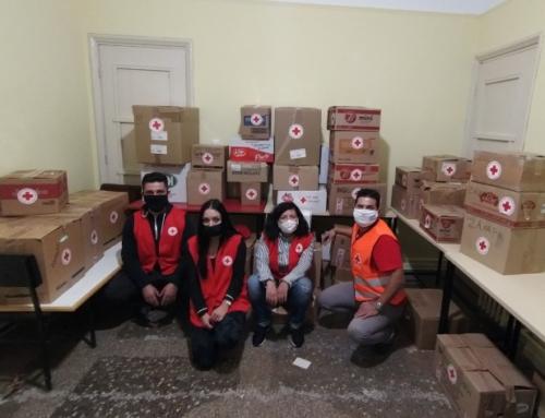 Αποστολή ανθρωπιστικής Βοήθειας από τον Ε.Ε.Σ. Κορίνθου, στους πλημμυροπαθείς στην Καρδίτσα