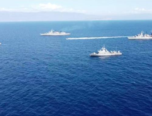 «Κόκκινος Οκτώβρης» στο Καστελόριζο: Σε διάταξη μάχης ο ελληνικός στόλος λόγω Oruc Reis
