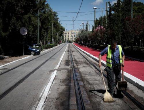 Μεγάλος Περίπατος: «Ξηλώνεται» ο ποδηλατόδρομος, επιστρέφει το Τραμ