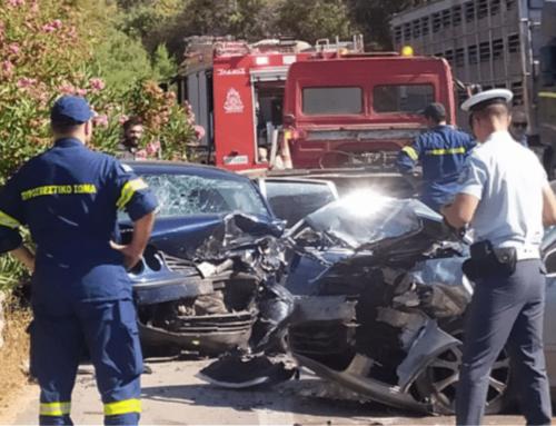 Σοκαριστικά στοιχεία για τα τροχαία στην Ελλάδα – Το προφίλ του παραβάτη οδηγού