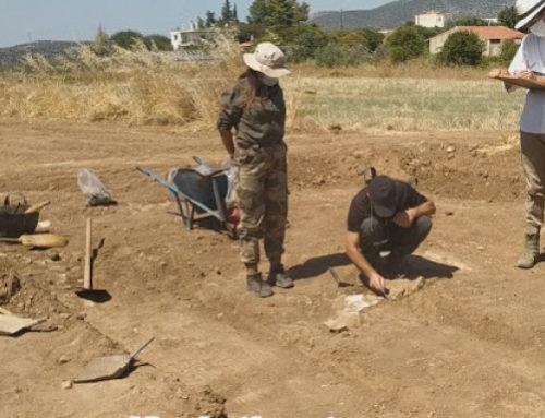 Χιλιομόδι: Εντυπωσιακά ευρήματα με την ολοκλήρωση της ανασκαφής(φωτο)