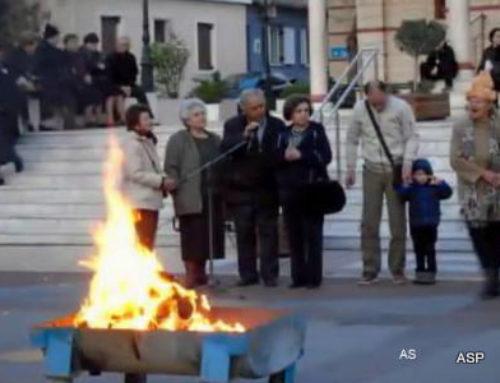 Λουτράκι: «Έφυγε» ο Αργύρης Κόντης (Κολικόντης)