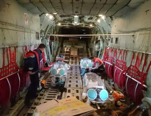 Κορονοϊός: Σε εξέλιξη η διακομιδή ασθενών από τη Β.Ελλάδα στην Αθήνα με C-130