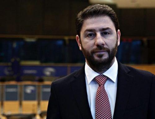 Νίκος Ανδρουλάκης: Ο κόσμος μετά τον Τραμπ