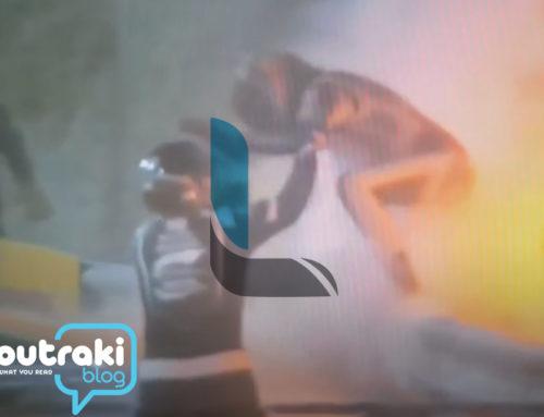 Σοκαριστικό ατύχημα στη formula 1. Κόπηκε στα δύο το μονoθέσιο του Grosjean (video-φωτο)