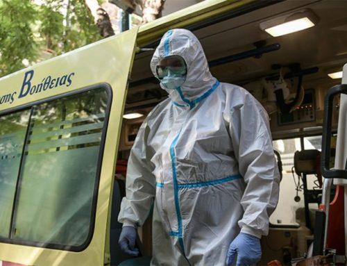 Κορονοϊός: «Έκρηξη» με 2.353 νέα κρούσματα, 422 διασωληνωμένοι, 23 θάνατοι