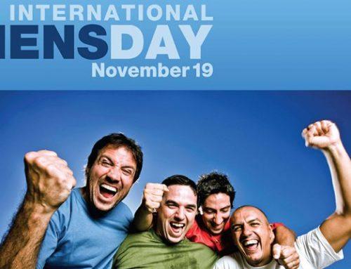 19 Νοεμβρίου: Παγκόσμια ημέρα των ανδρών