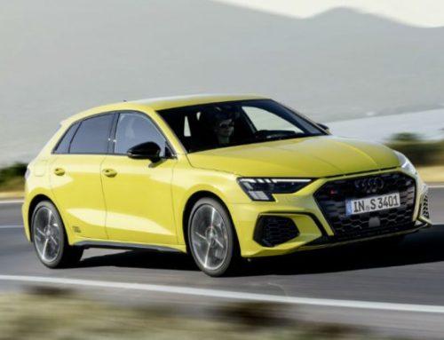 Audi S3 ! Είναι γεγονός, ήρθε στην Ελλάδα (video)