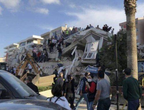 Απόστολος Παπαφωτίου: H διπλωματία των σεισμών