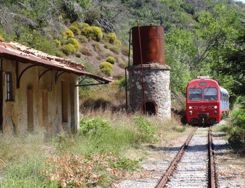 Στις ράγες και πάλι το τρένο για Πελοπόννησο