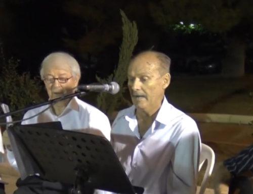 Συγκινητικό το αποχαιρετιστήριο μήνυμα του Ν.Σταυρέλη για το θάνατο του Βασίλη Αρβανιτάκη
