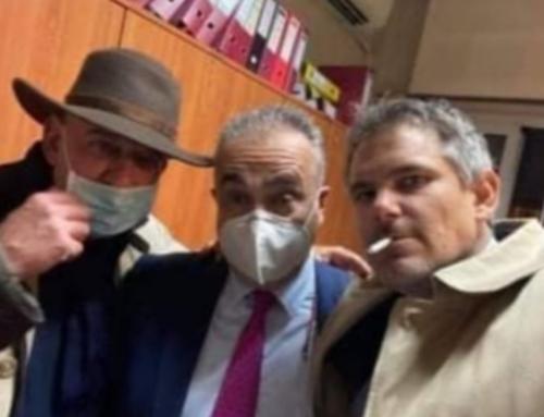 Στη Βουλή το κορωνοπάρτι του Βερβεσού (φωτο-video)