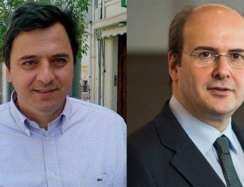 """Ο Γ. Πετρίτσης τα """"χώνει"""" στον Υπουργό Κ. Χατζηδάκη"""