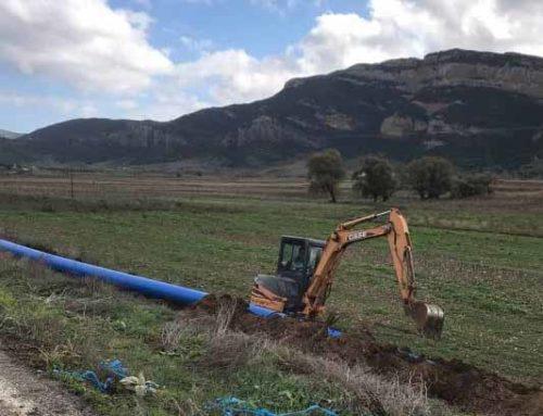 Νίκος Σταυρέλης: Mέτρα διασφάλισης της υδροδότησης από τη Στυμφαλία