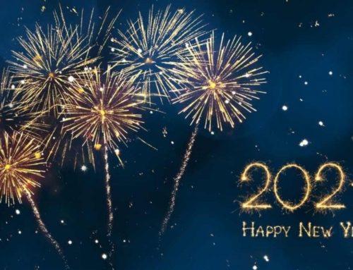 Χρόνια Πολλά ! Ευτυχισμένο  το 2021 (video)