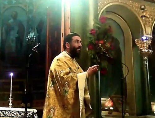 Καλαμάτα: Ιερέας διέκοψε την λειτουργία και κάλεσε όσους δεν φορούσαν μάσκα να βγουν έξω