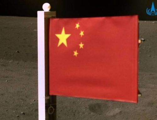 Μία δεύτερη σημαία «κυματίζει» πια στη Σελήνη, η κινεζική