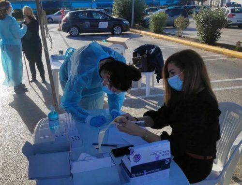 Κανένα θετικό κρούσμα στο Λουτράκι κατά τη διενέργεια των rapid tests