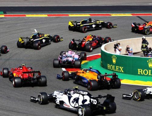 Αλλαγές στο πρόγραμμα της Formula 1