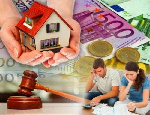 Αναστολή πλειστηριασμών κύριας κατοικίας για τους ευάλωτους οφειλέτες