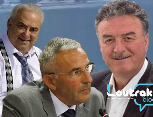 Λουτράκι: Τι απάντησαν οι τρεις αρχηγοί στον Ασημάκη Ασημακόπουλο