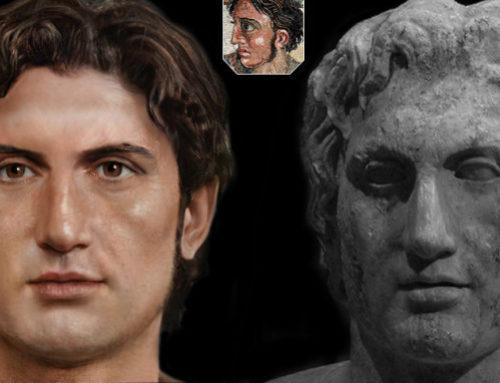 Πώς μπορεί να ήταν Μέγας Αλέξανδρος, Σωκράτης, Όμηρος και άλλες ιστορικές μορφές (φωτο)