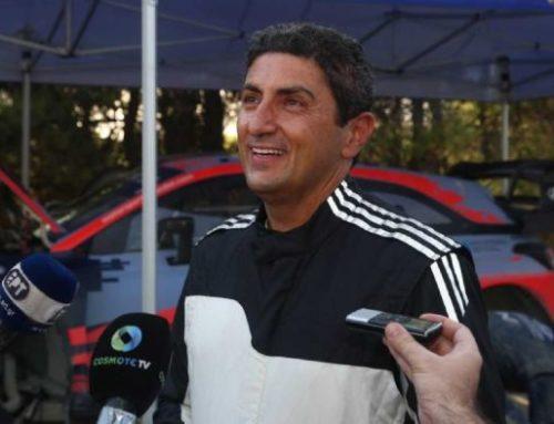 Λ. Αυγενάκης: «Το 2021 θα διοργανώσουμε το Ράλλυ Aκρόπολις»