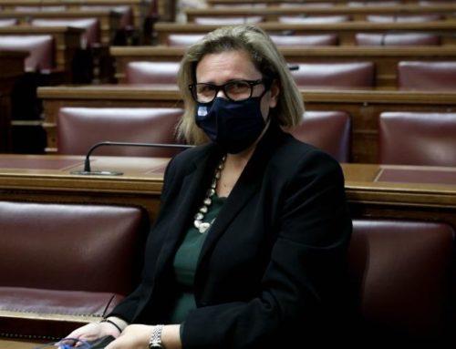 Μαριλένα Σούκουλη Βιλιάλη: Η κυβέρνηση έχει τοποθετηθεί με σαφήνεια στο θέμα των διερευνητικών επαφών