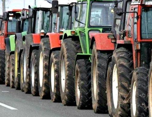 Μηχανοκίνητη πορεία αγροτών σήμερα στον Βόλο