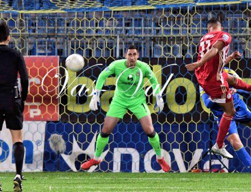Αστέρας Τρίπολης – Ολυμπιακός 0-4: Άλλη κλάση (φωτο)
