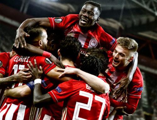 Με την Αρσεναλ ο Ολυμπιακός στη φάση των «16» του Europa League