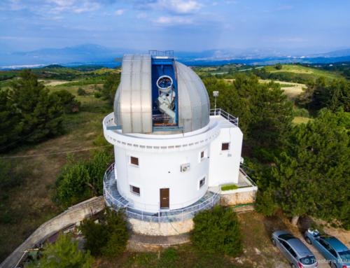 Κορινθία: 105.000 ευρώ για την αναβάθμιση του χώρου στο Αστεροσκοπείο Κρυονερίου