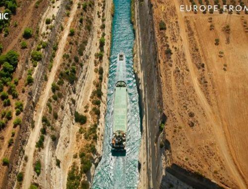 Παγκόσμια διαφήμιση για τη Διώρυγα από το National Geographic (video)