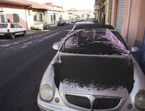 Αίτνα – Αθήνα σε έξι ώρες: Βίντεο με την πορεία της ηφαιστειακής τέφρας
