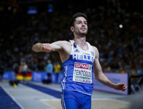 Απογειώθηκε ο Μίλτος Τεντόγλου: Χρυσός στο Ευρωπαϊκό Πρωτάθλημα Κλειστού Στίβου