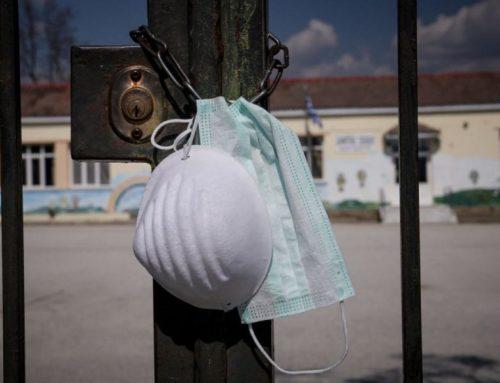 Κλειστά όλα τα σχολεία στην Κορινθία (video)