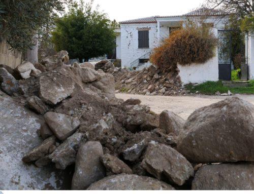 Σεισμός στην Ελασσόνα: Νεκρός 83χρονος που είχε απεγκλωβιστεί από το γκρεμισμένο σπίτι του