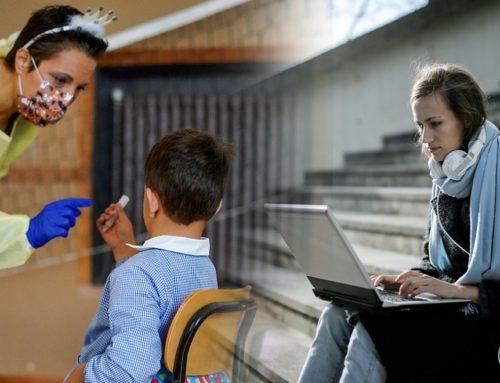 Κορονοϊός – προσομοίωση: Πώς γίνεται η διασπορά σε μαθητές στο σχολείο