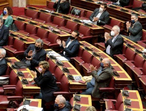 Στη Βουλή το θέμα των Οινοποιών Νεμέας