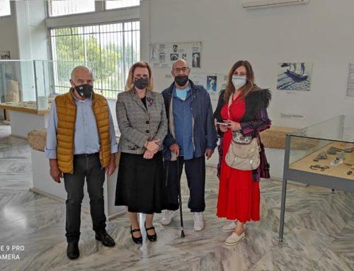 Δήλωση της Μαριλένας Σούκουλη για την επίσκεψη στη Νεμέα του Ελληνα αρχαιολόγου Στέφανου Μίλλερ