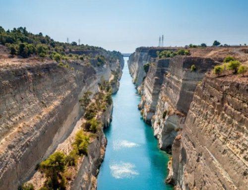 Χωρίς νερό: Το ευφυές τέχνασμα των αρχαίων Ελλήνων για να περνούν τα πλοία τον Ισθμό της Κορίνθου