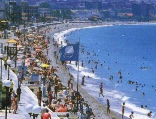 Γαλάζιες σημαίες θα κυματίζουν και φέτος σε τρεις παραλίες του Δήμου μας