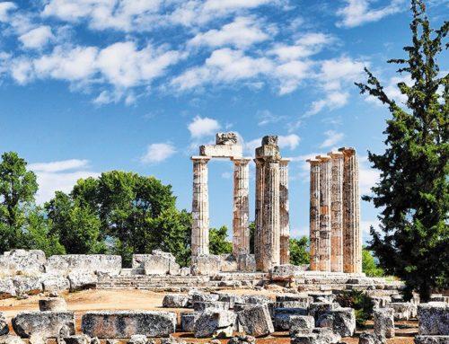 Σομελιέ στην αρχαία Νεμέα