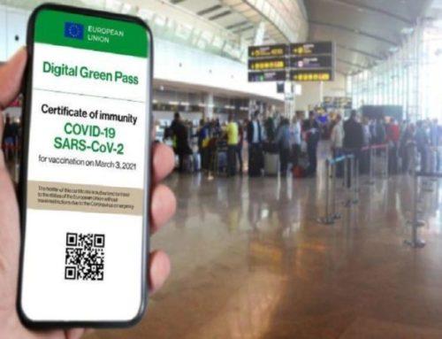 Νωρίτερα έρχεται το ψηφιακό πράσινο πιστοποιητικό για την Ελλάδα. Αύριο η παρουσίαση