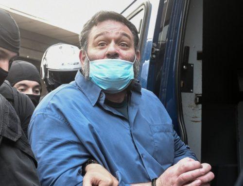 Γιάννης Λαγός: Από Βρυξέλλες – Δομοκό ο Ευρωβουλευτής της Χρυσής Αυγής