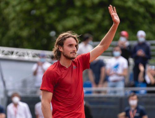 Πρώτος ο Στέφανος Τσιτσιπάς στο Lyon Open