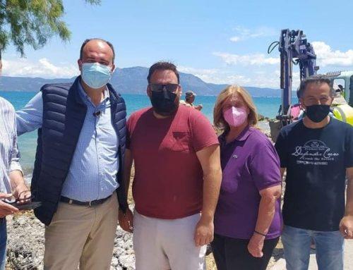 Ξεκίνησε το έργο αντιδιαβρωτικής προστασίας στο Δήμο Βέλου – Βόχας