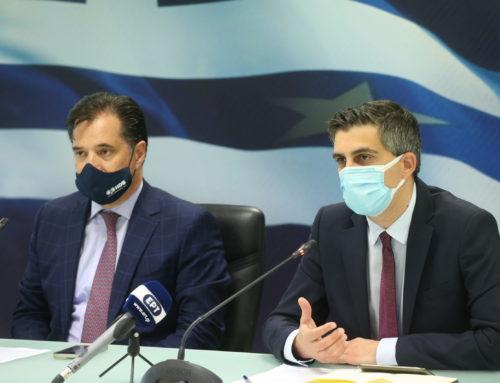 """Χρίστος Δήμας: Έναρξη των πρώτων Εθνικών Βραβείων Νεοφυούς Επιχειρηματικότητας """"Elevate Greece"""""""