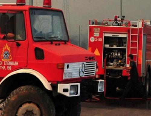 Εκκένωση της περιοχής στα Νεόκτιστα Ασπροπύργου λόγω πυρκαγιάς σε βυτιοφόρο – Δόθηκε εντολή διερεύνησης από τον αρχηγό του Πυροσβεστικού Σώματος