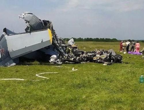 Τουλάχιστον 9 νεκροί και 10 τραυματίες μετά τη συντριβή δικινητήριου αεροσκάφους στη Σιβηρία